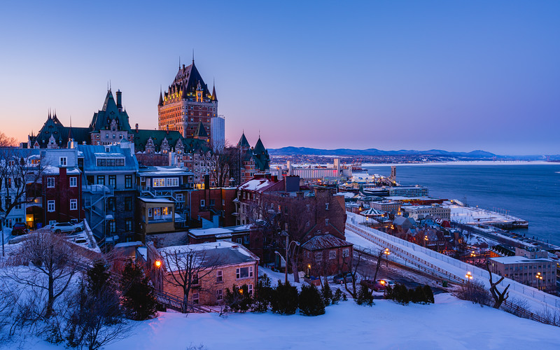 🇨🇦 Old Quebec