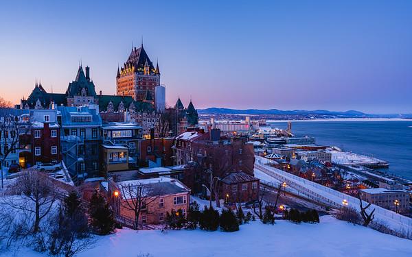🇨🇦 Old Quebec