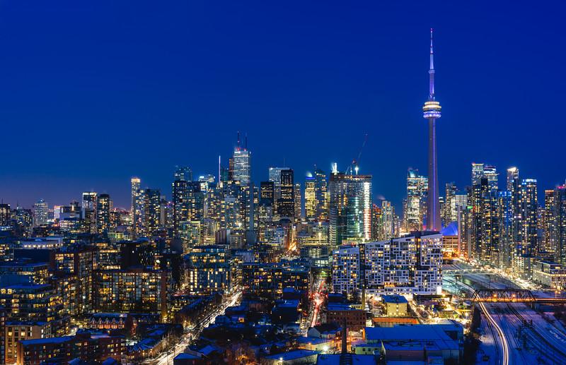🇨🇦 Downtown Toronto
