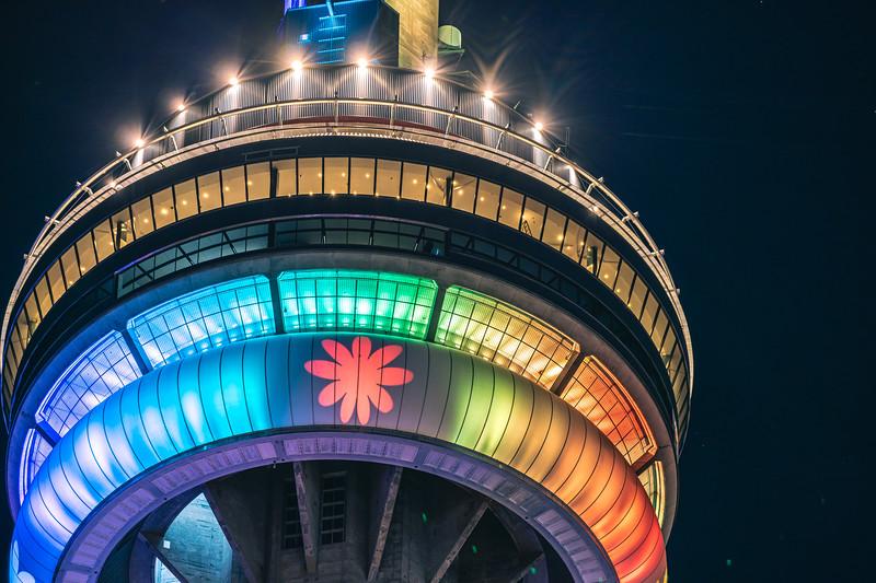 🇨🇦 CN Tower | Toronto 🌈