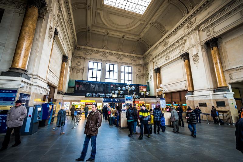 Brno main railway station | Brno hlavní nádraží