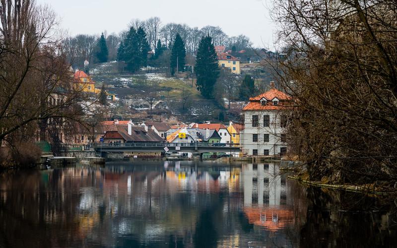 Vltava | Český Krumlov - day 1
