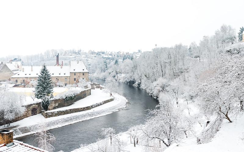 Vltava | Český Krumlov