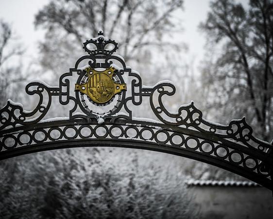 Schwarzenberský znak (The Schwarzenberg Coat-of-arms)