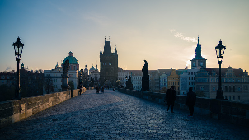 Charles Bridge | Prague