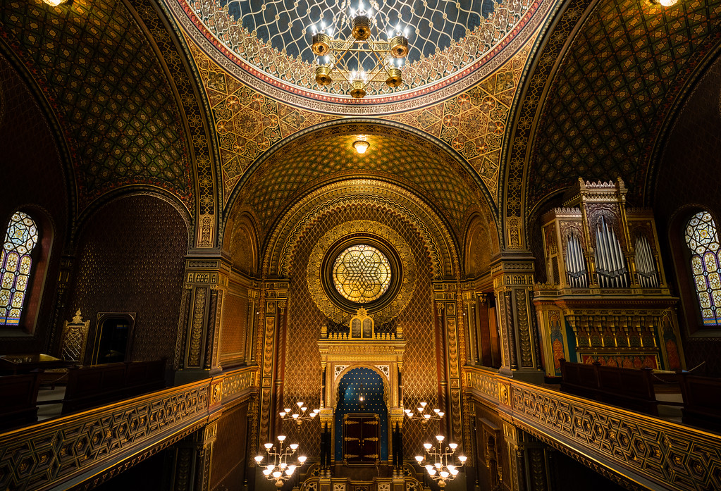 Španělská Synagoga | Praha
