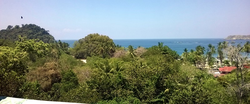 Farewell to Manuel Antonio National Park.