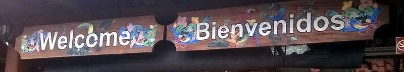 Welcome! Bienvenidos!