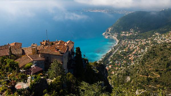 Èze, Côte d'Azur
