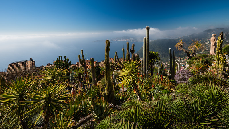 Garden in the Sky | Jardin d'Eze