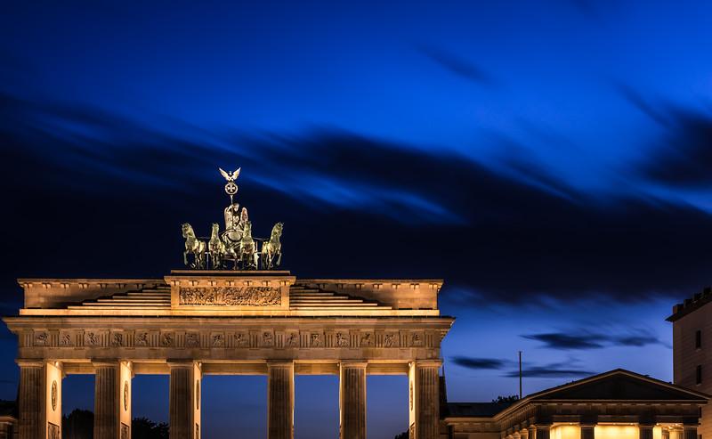 Brandenburg Gate | Berlin