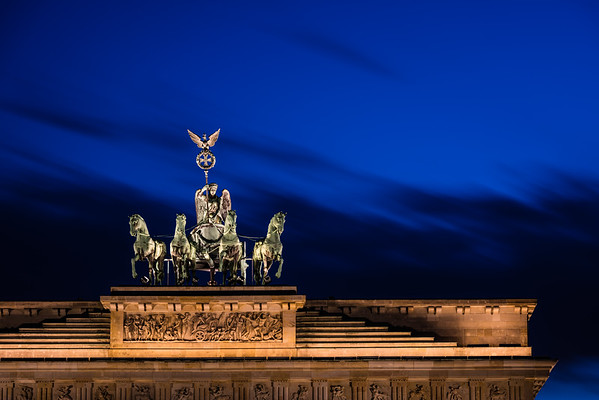 Brandenburg Gate Quadriga | Berlin