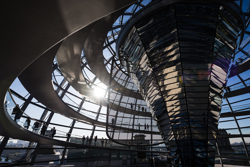 Reichstag Dome | Berlin
