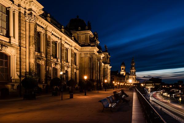 Brühl's Terrace | Dresden
