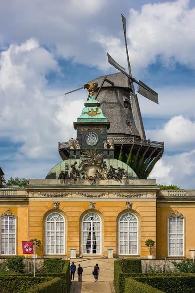 Der Müller von Sanssouci