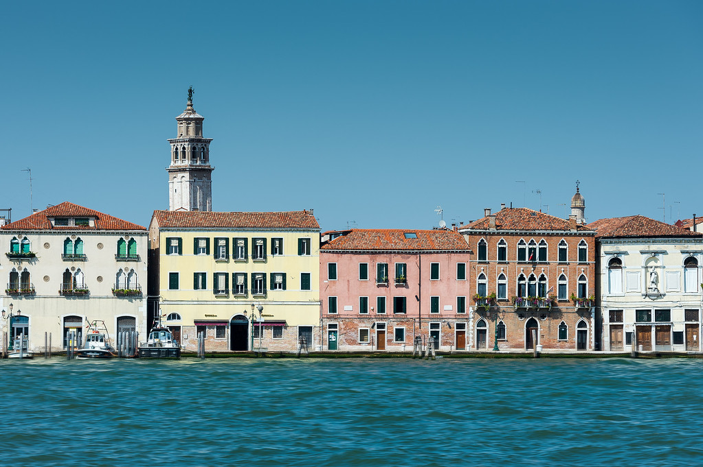 View of Venice from Giudecca