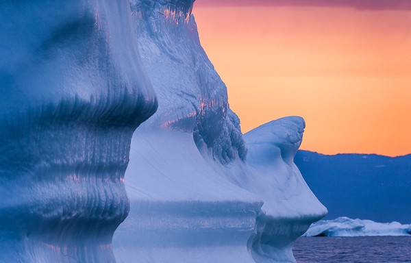 faces of Ilulissat
