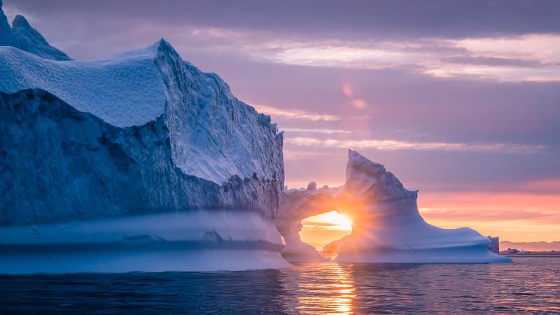 Disko Bay Iceberg