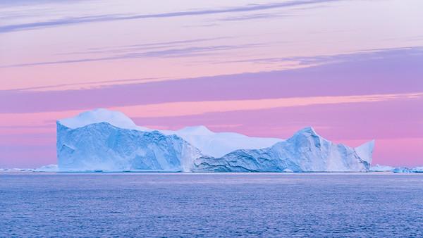 Iceberg @ Disko Bay