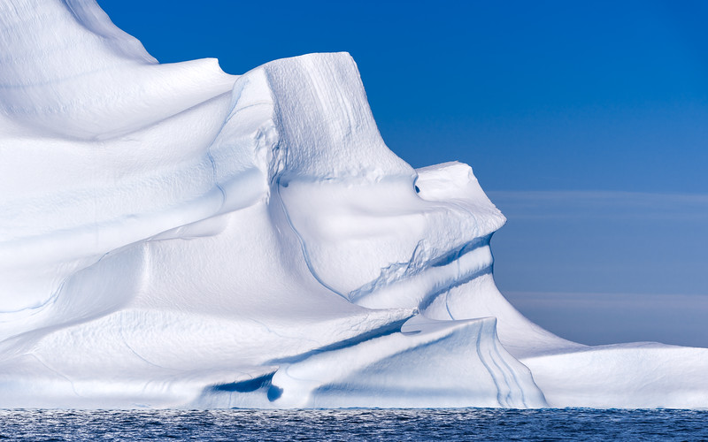 the Frank Gehry Iceberg?