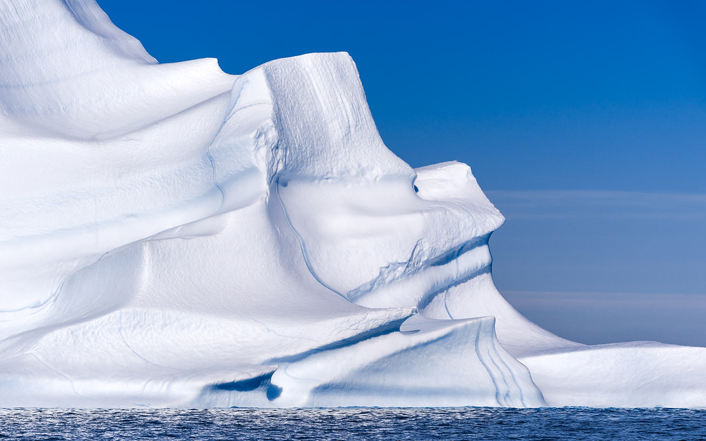 the Frank Gehry Iceberg?