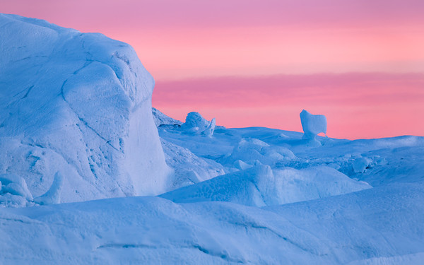 Arctic Magic Hour