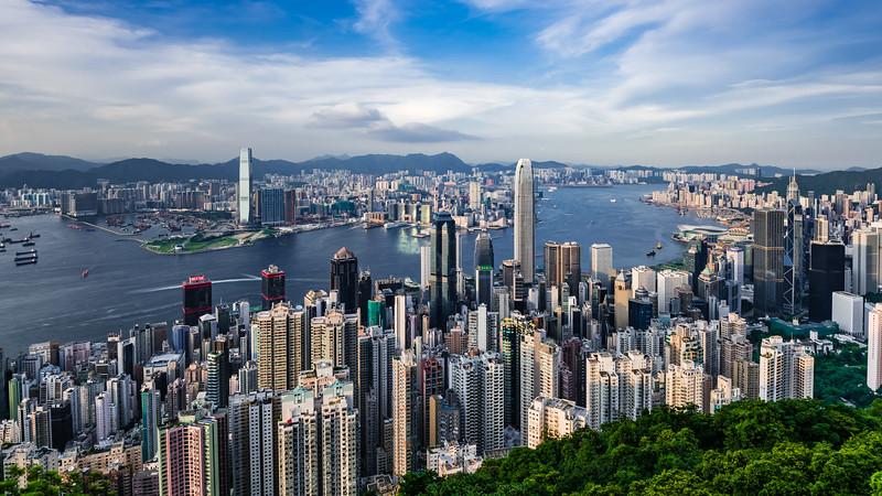 Victoria Harbour | Hong Kong