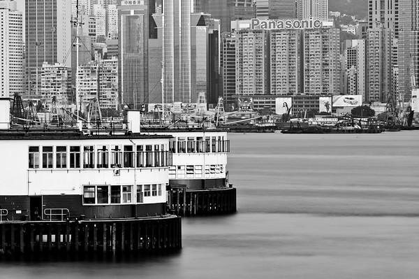 Star Ferry Pier | Hong Kong