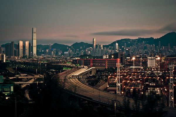 Kwai Tsing Container Terminal | Hong Kong