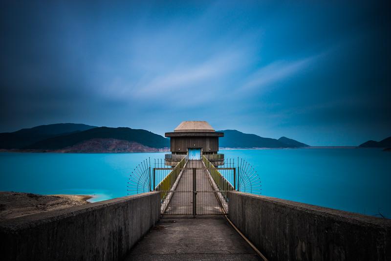 Draw Off Tower X  |  High Island Reservoir