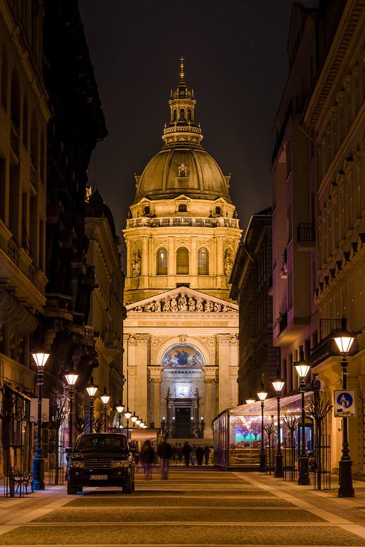 St. Stephen's Basilica | Budapest