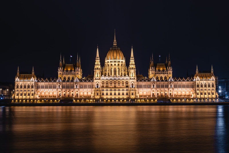 Hungarian Parliament Building | Budapest