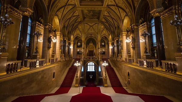 Hungarian Parliament | Budapest