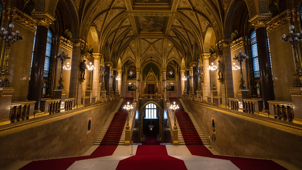 Hungarian Parliament | Budapest