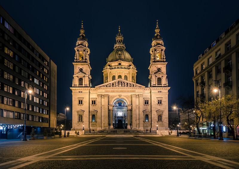 Szent István-bazilika | St. Stephen's Basilica