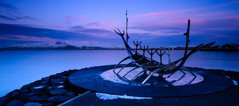 Sólfar   Reykjavik