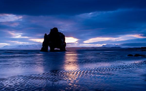 The Dinosaur Rock | Hvítserkur