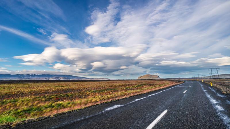 Lenticular Clouds!