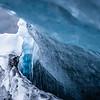 Blue Ice at Vatnajökull