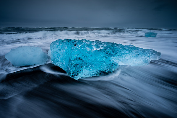 Blue Diamond | Jökulsárlón