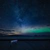 icelandic night sky