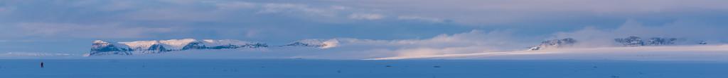 foggy iceland