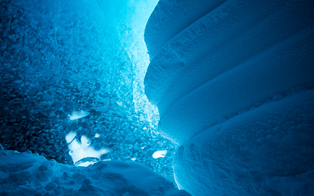 Entrance to an Ice Cave :)