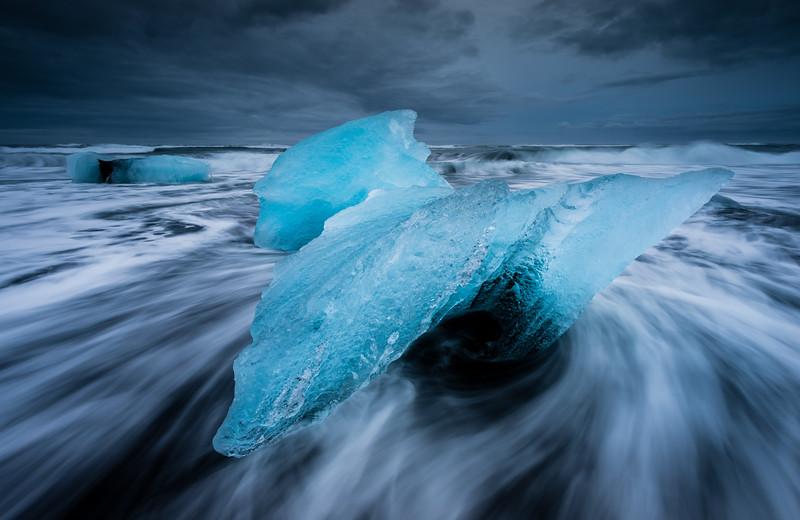 Jökulsárlón | Ísland