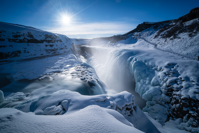 The Magnificient Gullfoss
