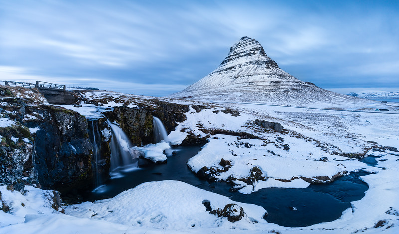 Kirkjufell & Kirkjufellsfoss | Grundarfjörður