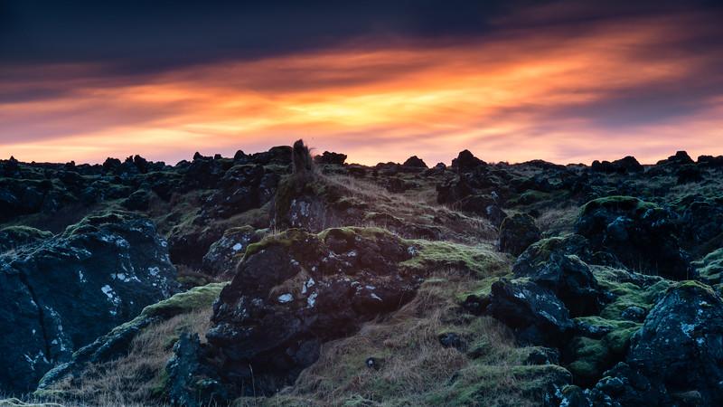 Búðahraun Lava Field