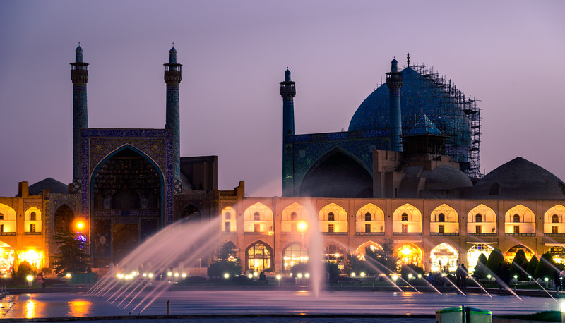 Imam Mosque | Isfahan
