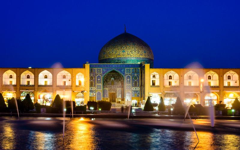 Sheikh Lotfollah Mosque | Isfahan