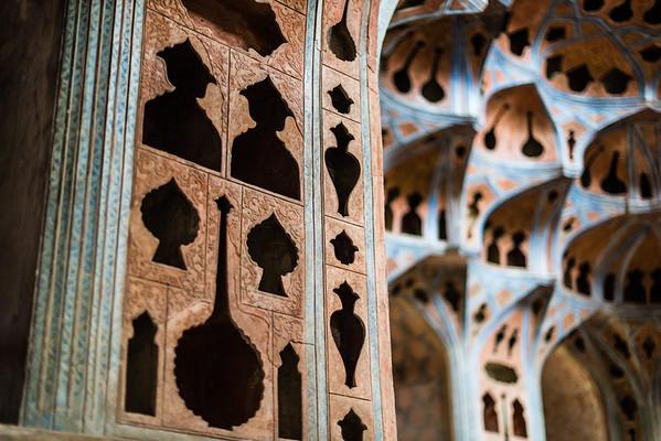 Music Room in Ālī Qāpū | Isfahan